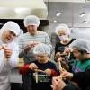 長栄軒パン作り体験
